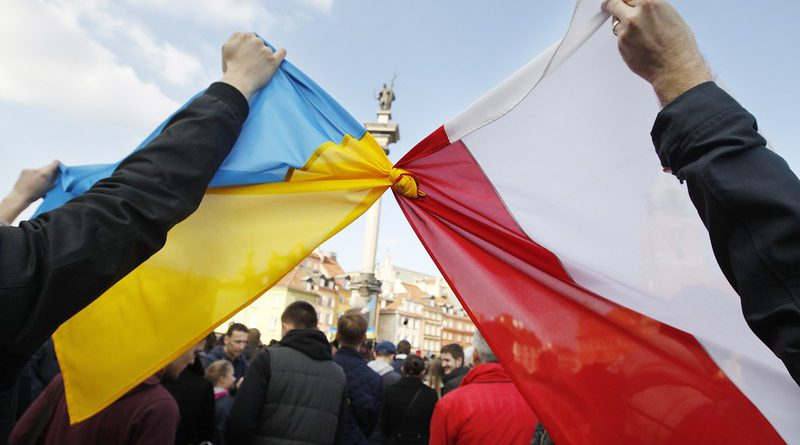 Польша и Украина, которые раньше были ближайшими союзниками сейчас переживают не лучший период в отношениях