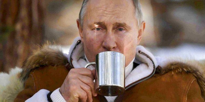 Путин в Европе